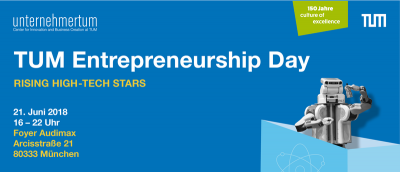RETIT @ TUM Entrepreneurship Day